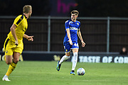 Tom Pearce (46) of Leeds United during the Pre-Season Friendly match between Oxford United and Leeds United at the Kassam Stadium, Oxford, England on 24 July 2018. Picture by Graham Hunt.