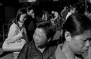 """Chinatown...Part of long-term (2005-2008) story """"I See A Darkness"""". New York, NY."""