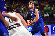 Nicolo Melli<br /> Nazionale Italiana Maschile Senior<br /> Eurobasket 2017 - Group Phase<br /> Lituania Italia Lithuania Italy<br /> FIP 2017<br /> Tel Aviv, 03/09/2017<br /> Foto M.Ceretti / Ciamillo - Castoria