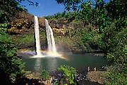 Wailua Falls, Kauai, Hawaii<br />