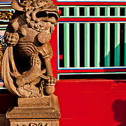 City god temple in Tainan, Taiwan