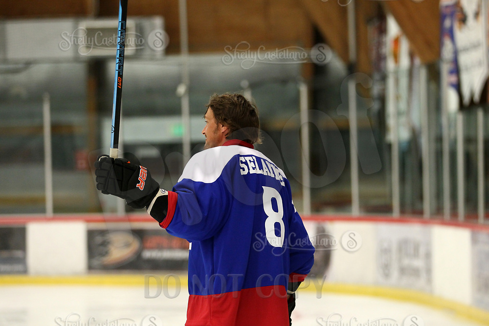 26 August 2017: 2017 Fedorin Cup Charity Ice Hockey Game. 20th Anniversary of picking a fight against cancer with the Athletic Sports Fund of America at the Rinks in Anaheim, CA. ©ShellyCastellano.com