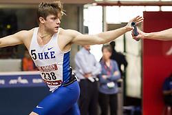 Duke, mens 4x200 relay college, Armory Track Invitational Indoor,