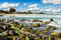 Praia do Morro das Pedras. Florianópolis, Santa Catarina, Brasil. / Morro das Pedras Beach. Florianopolis, Santa Catarina, Brazil.