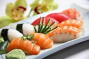 Fresh Sushi Plate