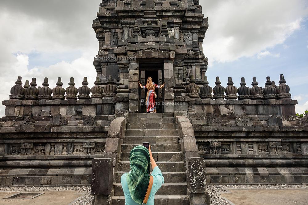 INDONESIA, Central Java, Prambanan Temple