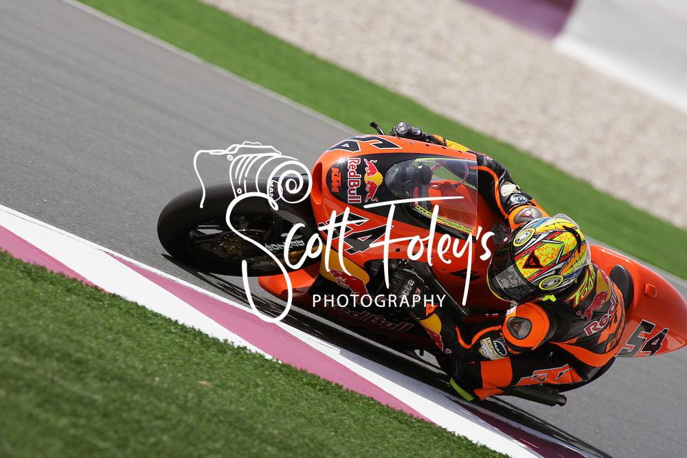 Manuel Poggiali, RSM, 250cc, MOTO GP, Commercial Bank Grad Prix, Losail International Circuit, 8 Apr 06