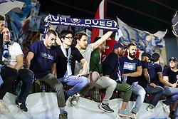 """Foto Filippo Rubin<br /> 18/05/2017 Ferrara (Italia)<br /> Sport Calcio<br /> Spal vs Bari - Campionato di calcio Serie B ConTe.it 2016/2017 - Stadio """"Paolo Mazza""""<br /> Nella foto: tifosi della Spal<br /> <br /> Photo Filippo Rubin<br /> May 18, 2016 Ferrara (Italy)<br /> Sport Soccer<br /> Spal vs Bari - Italian Football Championship League B ConTe.it 2016/2017 - """"Paolo Mazza"""" Stadium <br /> In the pic: spal fans"""