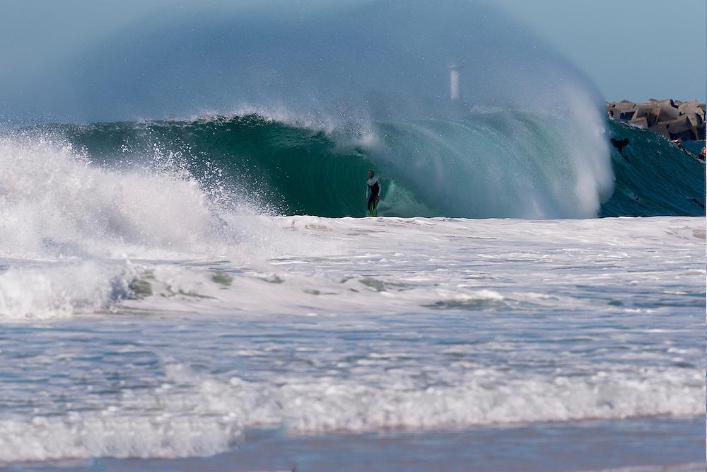 Mick Fanning South Stradbroke Island. Published in Australian Surfing Life Magazine.