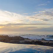 The beach by the Westin Los Cabos. Los Cabos, BCS.
