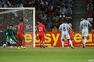Singapore v Argentina - 13 June 2017