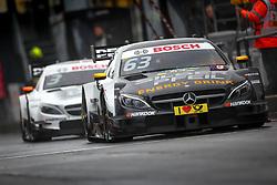 September 9, 2017 - NüRburgring, Germany - Motorsports: DTM race Nuerburgring, Saison 2017 - 7. Event Nuerburgring, GER, # 63 Maro Engel (GER, HWA AG, Mercedes-AMG C63 DTM) (Credit Image: © Hoch Zwei via ZUMA Wire)