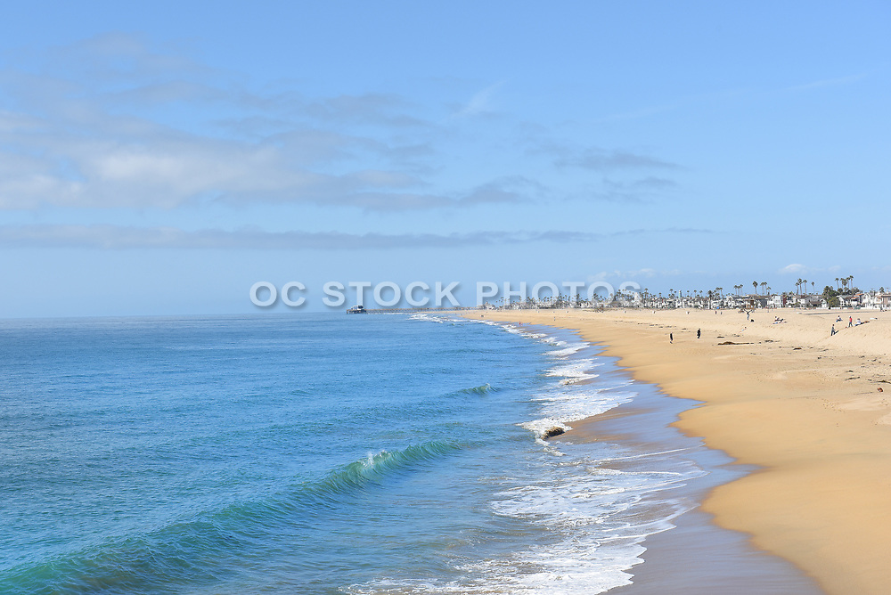 Newport Beach Shoreline
