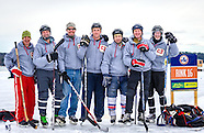New England Pond Hockey Classic, Meredith, New Hampshire