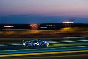 June 13-18, 2017. 24 hours of Le Mans. 60 Clearwater Racing, Ferrari 488 GTE, Richard Wee, Alvaro Parente, Hiroki Katoh
