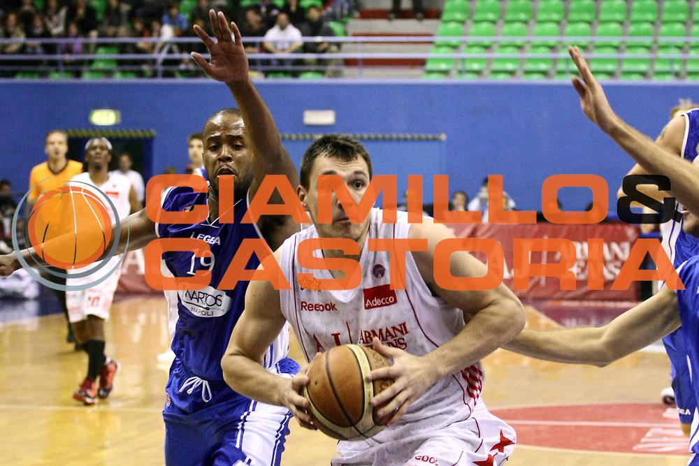 DESCRIZIONE : Milano Lega A 2009-10 Armani Jeans Milano Martos Napoli<br /> GIOCATORE : Jonas Maciulis<br /> SQUADRA : Armani Jeans Milano<br /> EVENTO : Campionato Lega A 2009-2010 <br /> GARA : Armani Jeans Milano Martos Napoli<br /> DATA : 06/12/2009<br /> CATEGORIA : Penetrazione<br /> SPORT : Pallacanestro <br /> AUTORE : Agenzia Ciamillo-Castoria/G.Cottini<br /> Galleria : Lega Basket A 2009-2010 <br /> Fotonotizia : Milano Campionato Italiano Lega A 2009-2010 Armani Jeans Milano Martos Napoli<br /> Predefinita :
