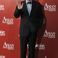 HONG KONG - MARCH 23:  Japanese director Kiyoshi Kurosawa arrives to the Asian Film Awards 2009 at the Hong Kong Convention and Exhibition Centre on March 23, 2009 in Hong Kong.  Photo by Victor Fraile / studioEAST