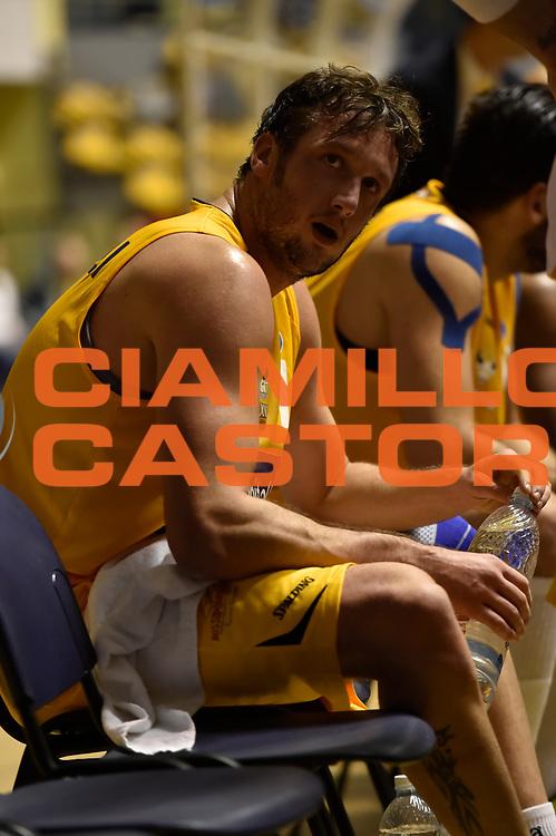 DESCRIZIONE : Torino Lega A 2015-16 Manital Torino - Vanoli Cremona<br /> GIOCATORE : Guido Rosselli<br /> CATEGORIA : <br /> SQUADRA : Manital Auxilium Torino<br /> EVENTO : Campionato Lega A 2015-2016<br /> GARA : Manital Torino - Vanoli Cremona<br /> DATA : 01/11/2015<br /> SPORT : Pallacanestro<br /> AUTORE : Agenzia Ciamillo-Castoria/M.Matta<br /> Galleria : Lega Basket A 2015-16<br /> Fotonotizia: Torino Lega A 2015-16 Manital Torino - Vanoli Cremona