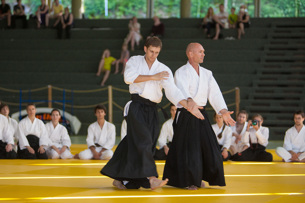 Aikido Demonatration