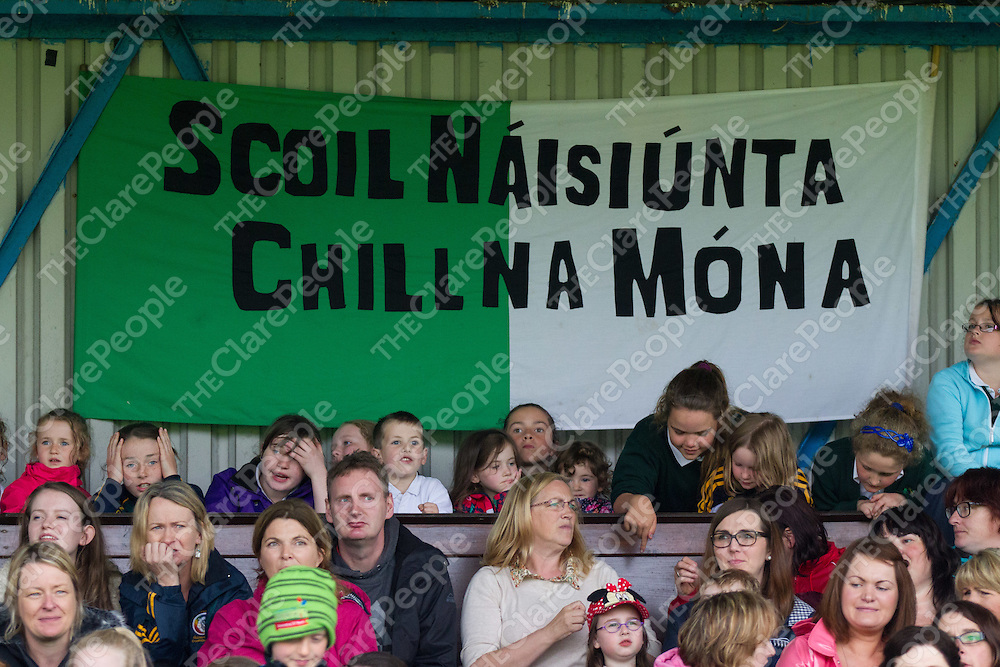 Support for Kilnamona Hurling team