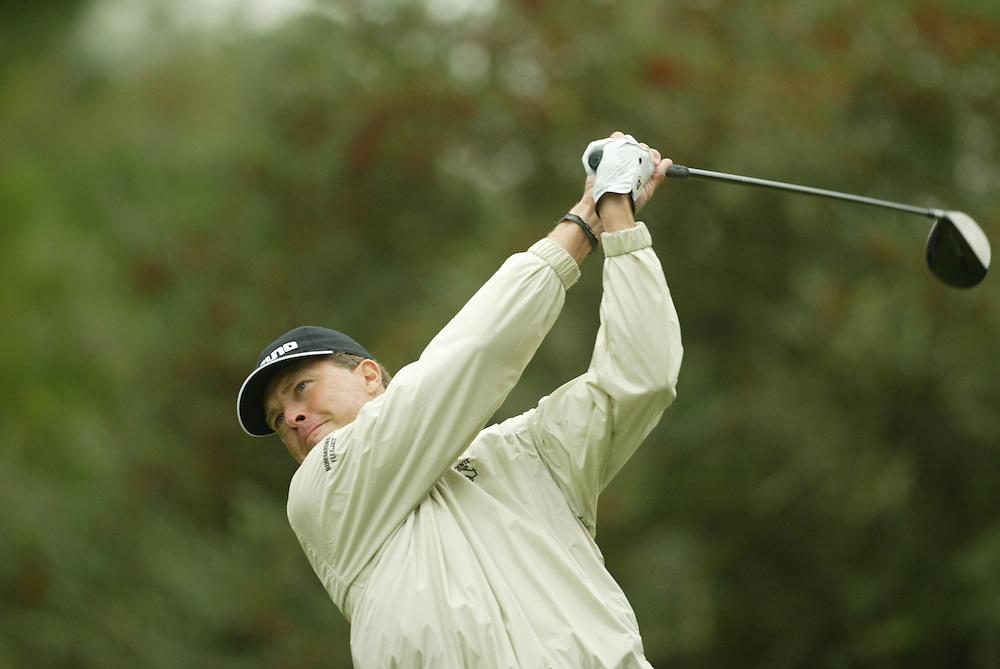 Bob Tway.2003 Tour Championship.Second Round.Champions Golf Club.Houston, TX.November 7, 2003..photograph by Darren Carroll