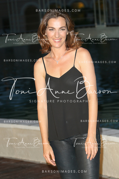 "MONTE-CARLO, MONACO - JUNE 10:  Ayelet Zurer attends ""Black Sails STARZ"" Party  at the Monte Carlo Bay Hotel on June 10, 2014 in Monte-Carlo, Monaco.  (Photo by Tony Barson/FilmMagic)"