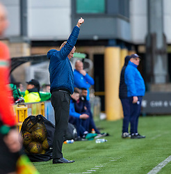 Livingston manager Gary Holt. Livingston 3 v 1 Raith Rovers, William Hill Scottish Cup played 18/1/2020 at the Livingston home ground, Tony Macaroni Arena.