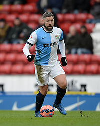 Blackburn Rovers's David Dunn in action - Photo mandatory by-line: Richard Martin Roberts/JMP - Mobile: 07966 386802 - 24/01/2015 - SPORT - Football - Blackburn - Ewood Park - Blackburn Rovers v Swansea City - FA Cup Fourth Round