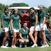 2011 Hurricanes Women's Golf