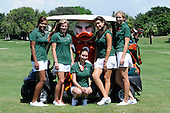 2011 Hurricanes Women's Golf