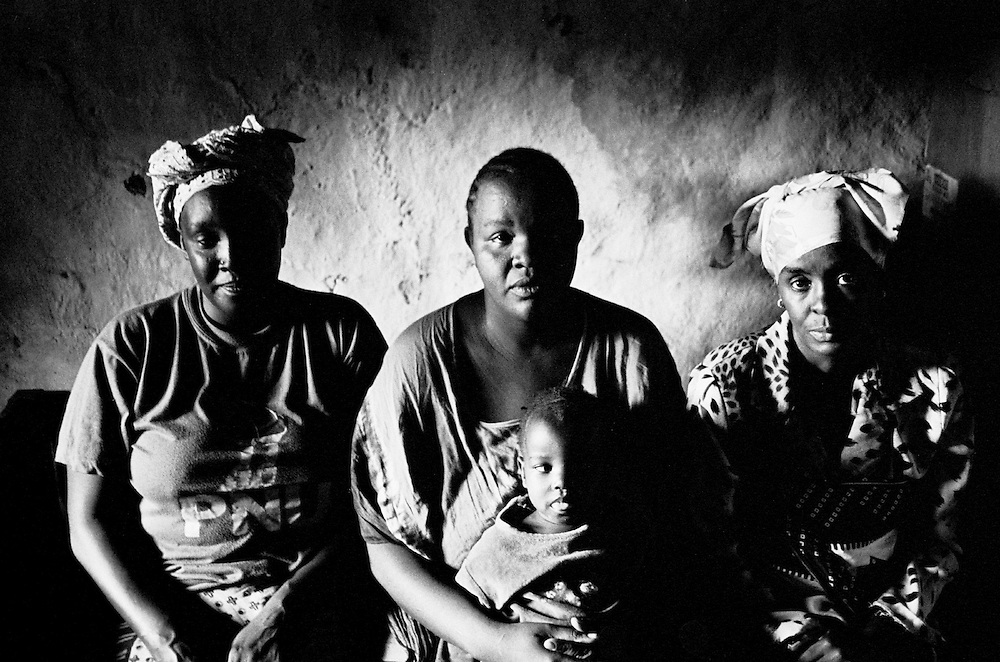 """This family has lived in the Laini Shaba area of Kibera for over 100 years. ..""""Kibera wasn't always like this. To be from Kibera meant that you were Nubian. Now, to be from Kibera means that you are from a slum."""".."""