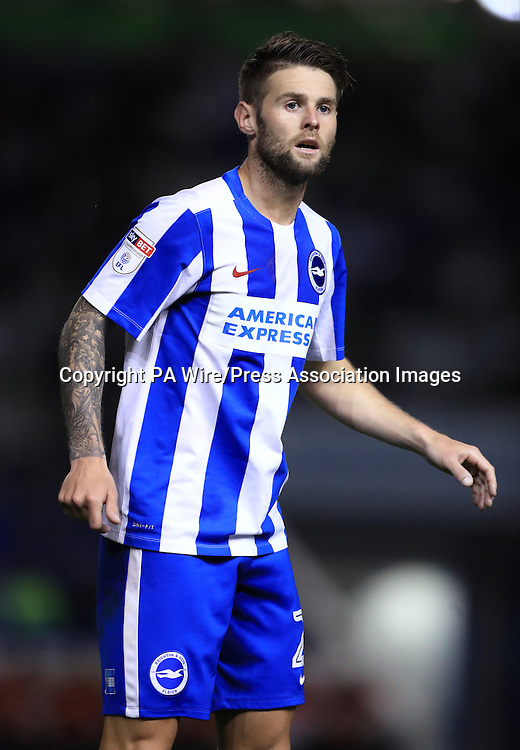 Brighton and Hove Albion's Oliver Norwood
