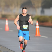 Scott Perry participates in Race 13.1 Sunday February 22, 2015 in Wilmington, N.C. (Jason A. Frizzelle)