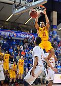 2011-12 VMI Basketball vs Winthrop @ BSC