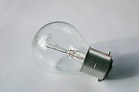 Clear electric light bulb<br />