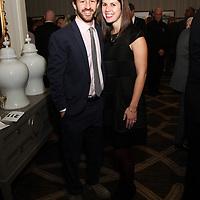Evan and Lauren Glantz