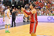 DESCRIZIONE : Campionato 2013/14 Finale GARA 7 Olimpia EA7 Emporio Armani Milano - Montepaschi Mens Sana Siena Scudetto<br /> GIOCATORE : Alessandro Gentile<br /> CATEGORIA : Esultanza Mani<br /> SQUADRA : Olimpia EA7 Emporio Armani Milano<br /> EVENTO : LegaBasket Serie A Beko Playoff 2013/2014<br /> GARA : Olimpia EA7 Emporio Armani Milano - Montepaschi Mens Sana Siena<br /> DATA : 27/06/2014<br /> SPORT : Pallacanestro <br /> AUTORE : Agenzia Ciamillo-Castoria / Luigi Canu<br /> Galleria : LegaBasket Serie A Beko Playoff 2013/2014<br /> Fotonotizia : DESCRIZIONE : Campionato 2013/14 Finale GARA 7 Olimpia EA7 Emporio Armani Milano - Montepaschi Mens Sana Siena<br /> Predefinita :