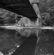 Covered Bridge Reflection