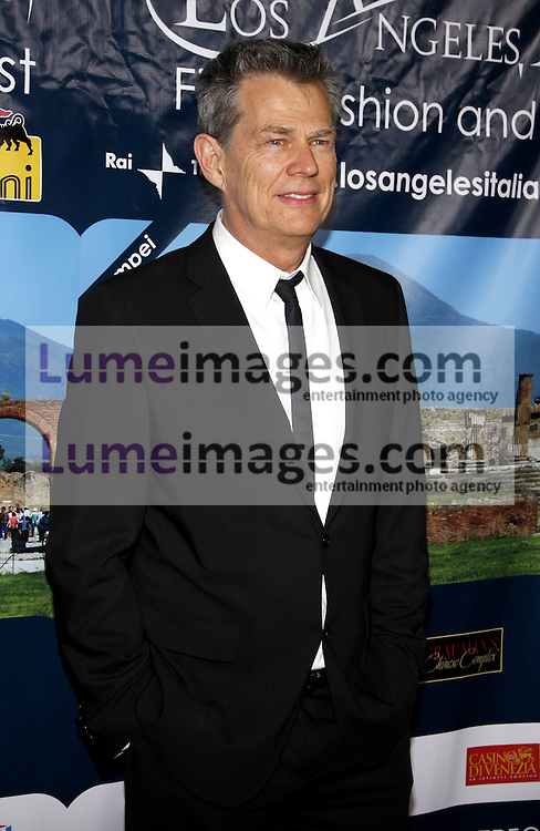 HOLLYWOOD, CA - MARCH 01, 2010: David Foster at the Los Angeles premiere of 'Andrea Bocelli The Story Behind the Voice' held at the Grauman's Chinese Theater in Hollywood, USA on March 1, 2010.