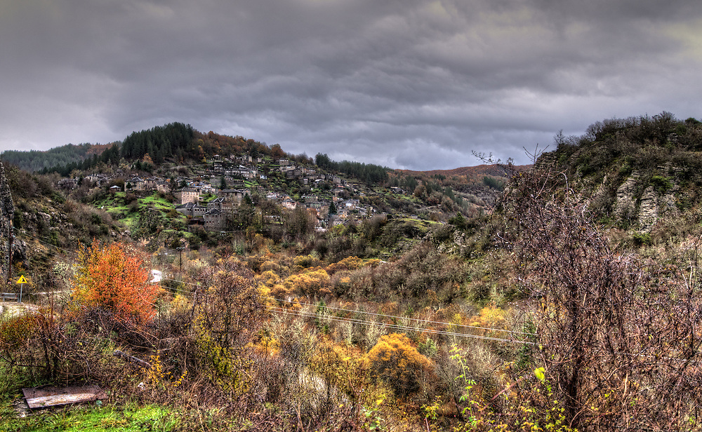 Village of Kipoi