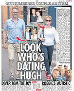 LOOK WHO'S DATING HUGH