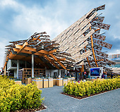 China Pavilion at Milan Expo 2015 -STUDIO LINK-ARC