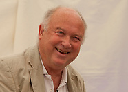 Louis de Bernieres in conversation with Martina Devlin at the Dalkey Book Festival