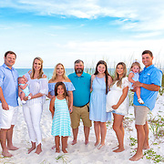Millican Family Beach Photos