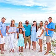 Millican Family Beach Photos