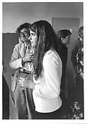 Nigella Lawson. Spectator party. 1985 aprox.  © Copyright Photograph by Dafydd Jones 66 Stockwell Park Rd. London SW9 0DA Tel 020 7733 0108 www.dafjones.com