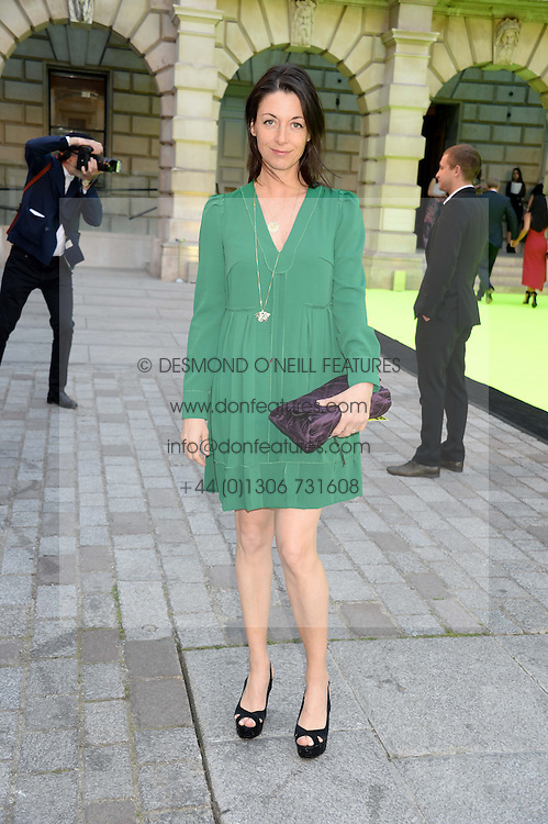 MARY McCARTNEY at the preview party for The Royal Academy Of Arts Summer Exhibition 2013 at Royal Academy of Arts, London on 5th June 2013.