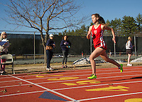 St Paul's School Track meet.  ©2015 Karen Bobotas Photographer