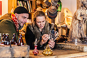 Restored old glass cutting workshop in Poland photography by Piotr Gesicki