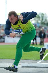 DUNDZYS Donatas, 2014 IPC European Athletics Championships, Swansea, Wales, United Kingdom